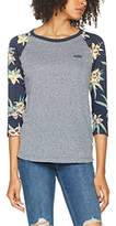 Vans Vans_Apparel Women's Fall Tropics Raglan T-Shirt