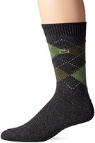 Lacoste Men's Argyle Sock