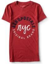 Aeropostale NYC Original Brand Graphic Tee