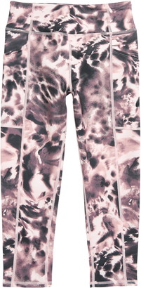 Zella Print Crop Leggings