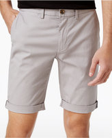 "Ben Sherman Men's 10"" Slim-Fit Stretch Chino Shorts"