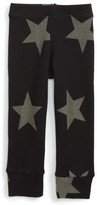 Nununu Infant Girl's Star Print Leggings
