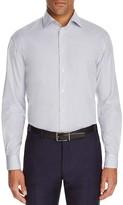 Armani Collezioni Stripe Regular Fit Button-Down Shirt