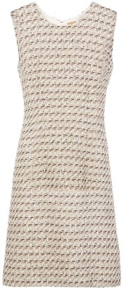 Adam Lippes Sheath tweed dress