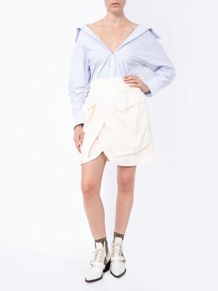 Jacquemus La Jupe Murano Skirt