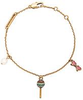 Marc Jacobs Lolli Charm Bracelet
