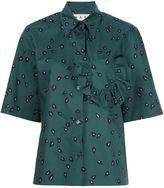 Marni teardrop short sleeved shirt