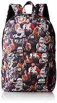 Loungefly Tfa Character Back pack,One Size
