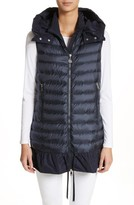 Moncler Women's Quilted Peplum Vest