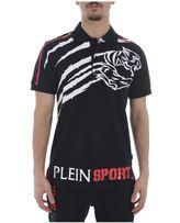 Philipp Plein Plein Sport Printed Polo Shirt