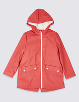 Marks and Spencer Fisherman Hooded Coat with StormwearTM (3-16 Years)