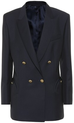 BLAZÉ MILANO Tomboy wool-blend blazer