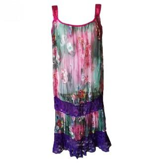 Philosophy di Alberta Ferretti Multicolour Silk Dress for Women