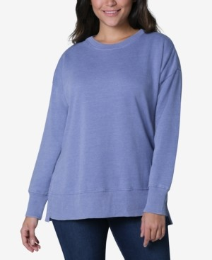 Ultra Flirt Juniors' Tunic Sweatshirt