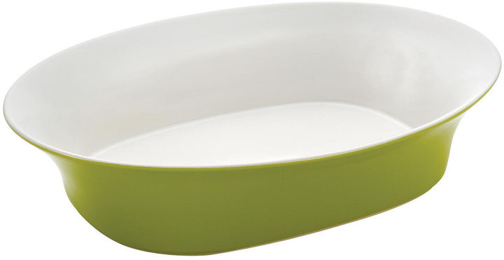 Rachael Ray Round & Square 14 Oval Serving Bowl
