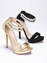 Victoria's Secret Collection Jewel-accent Sandal