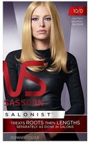 Vidal Sassoon Salonist Hair Colour 10/0 Lightest Neutral Blonde
