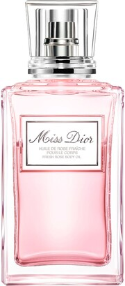 Christian Dior Miss Body Oil