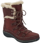 Aetrex Women's Short Lace Up Boot