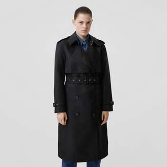 Burberry Nylon Twill Trench Coat