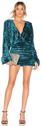 NBD Illusion Mini Dress