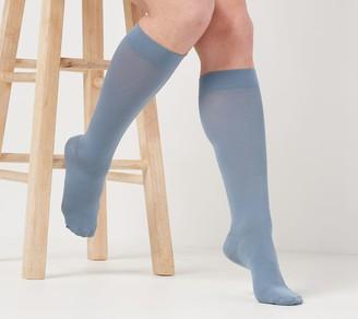 Legacy 8-15 mmHG Graduated Compression Sock Set of 4