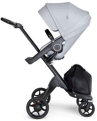 Stokke Xplory® 6 Black Chassis Stroller