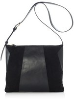 Joanna Maxham Harlequin Crossbody Bag In Black.