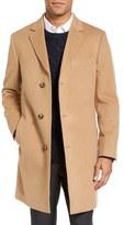 Nordstrom Men's Freemont Wool & Cashmere Overcoat