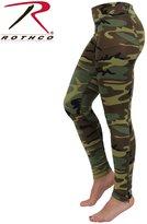 Rothco Womens Camo Performance Leggings - , Large
