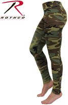Rothco Womens Camo Performance Leggings - , Small