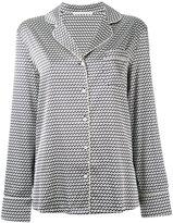 Stella McCartney Poppy Snoozing pajama set - women - Silk/Spandex/Elastane - S