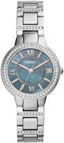 Fossil Virginia Pav Analog Bracelet Watch