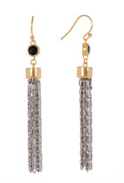 Cole Haan Tassel Drop Earrings