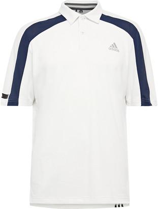 adidas Colour-Block Heat.rdy Mesh Golf Polo Shirt