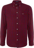 Gant Gingham Long Sleeved Shirt