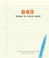 Chronicle Books 642 Things to Write Journal