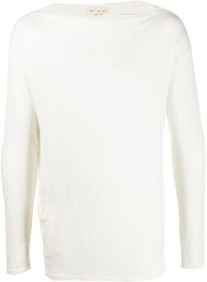 Ma Ry Ya long-sleeve T-shirt