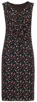 Nina Ricci Floral-print chiffon dress