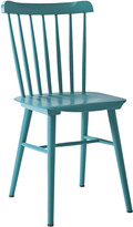 Serena & Lily Tucker Chair - Turquoise