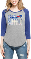 '47 Women's Buffalo Bills Club Block Raglan T-Shirt