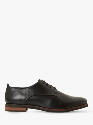 Bertie Farley Leather Lace Up Brogues, Black