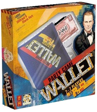 Wallet Party Card Game