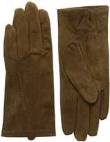 Esprit Women's 116EA1R001 Gloves, Red (Garnet Red)