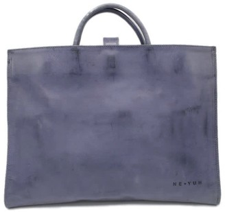 Neyuh Leather The Light Bag - Purple Patina