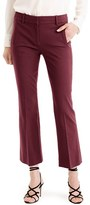 J.Crew Women's 'Teddie' Bi-Stretch Cotton Blend Pants