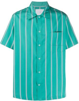 Goodfight Grand Prix striped shirt