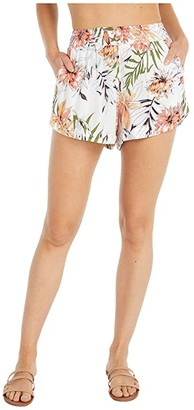 Rip Curl Playa Blanca Shorts (White) Women's Shorts