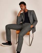Ted Baker SNIPTRO Slim semi plain wool trousers