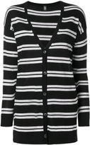 Eleventy striped cardigan